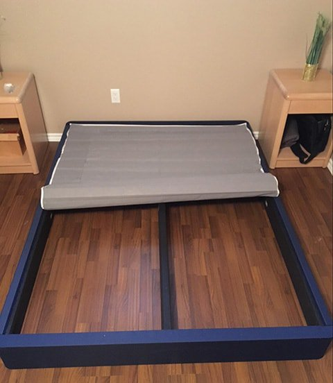 box spring vs foundation which is the best the sleep judge. Black Bedroom Furniture Sets. Home Design Ideas
