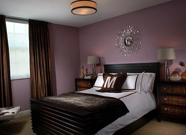 30 absolutely awesome brown bedroom ideas the sleep judge 12982 | purple dark brown