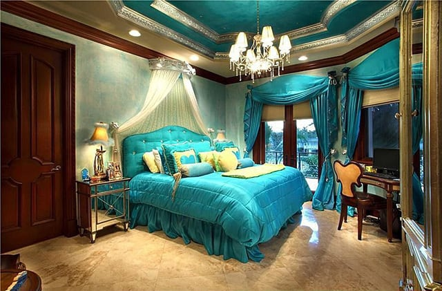 turquoise lighting turquoise chandelier learn more 41 unique and awesome turquoise bedroom designs the sleep judge