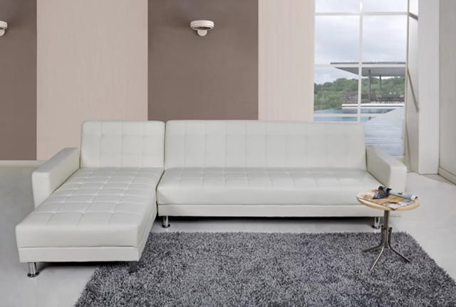 An L Shaped Sectional