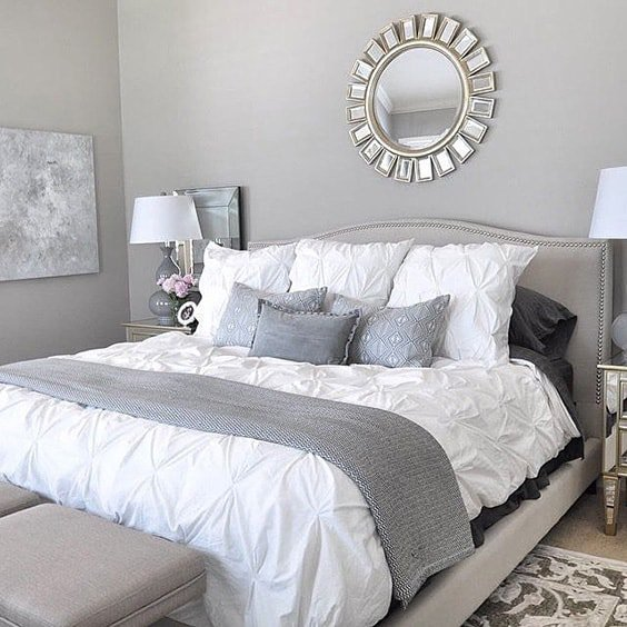 Astounding 37 Awesome Gray Bedroom Ideas To Spark Creativity The Interior Design Ideas Gentotryabchikinfo
