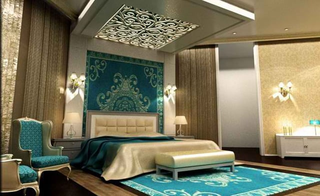 41 Unique And Awesome Turquoise Bedroom Designs The Sleep