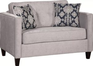 Willa Arlo Interiors Serta Sleeper Loveseat