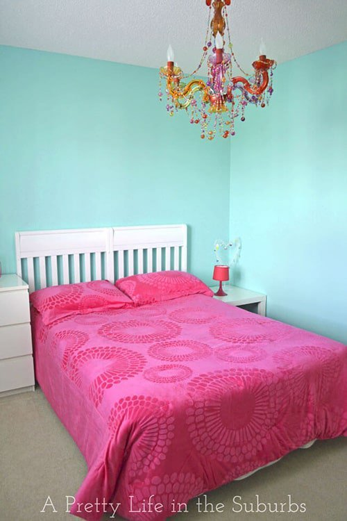 pink bedroom wall designs 41 unique and awesome turquoise bedroom designs the 16715