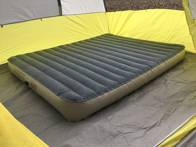 product airbed mattress inflatable camp adult single camping flock bed laptronix comfort blue mattess