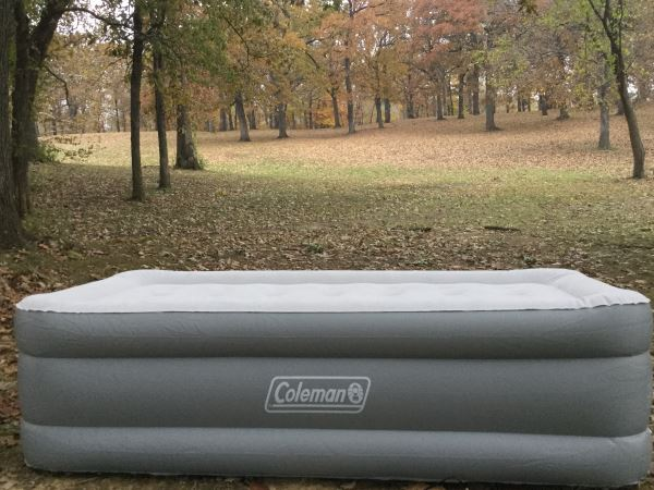 coleman camping air mattress Coleman SupportRest Air Mattress Review | The Sleep Judge coleman camping air mattress