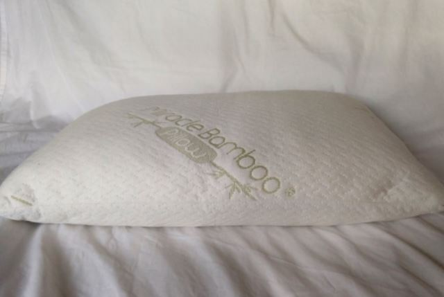 miracle bamboo pillow review the sleep judge 86965