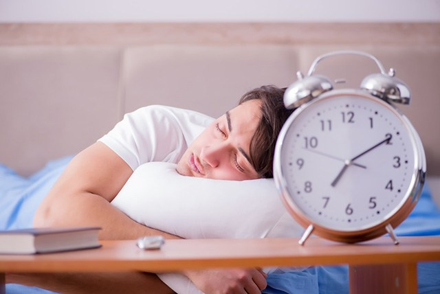 The Link Between Your Sleep Drive and Body Clock Is One That You ...