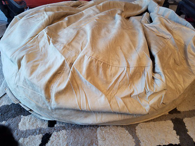 Comfy Sacks Bean Bag Chair Review The Sleep Judge