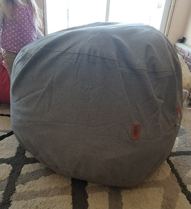 Astounding Best Bean Bag Chair For Kids The Sleep Judge Caraccident5 Cool Chair Designs And Ideas Caraccident5Info