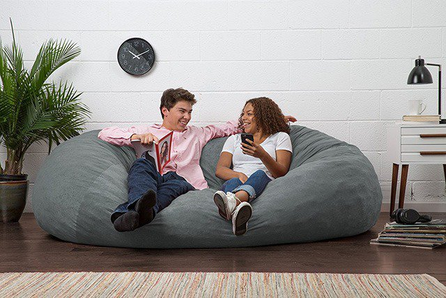 best bean bag chair Best Bean Bag Chair Reviews 2018 | The Sleep Judge best bean bag chair