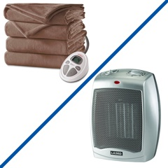 Electric Blankets vs Space Heaters: Practical Means You Need to Warm Up