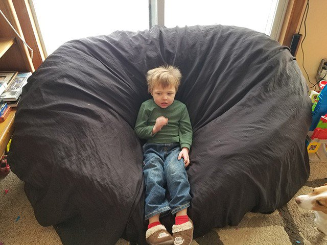 Big Joe Bean Bag Chair Review The Sleep Judge
