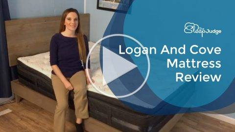 Logan and Cove Mattress Review Video