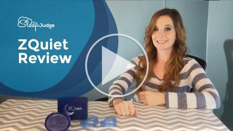 Z Quiet Snoring Solution Video Review