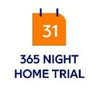 365 night home trial by nectar mattress