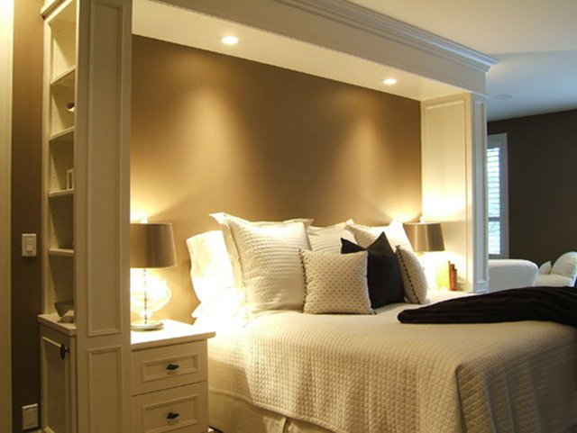 30 of The Best Bedroom Overhead Lighting Ideas: #17 is Super ...