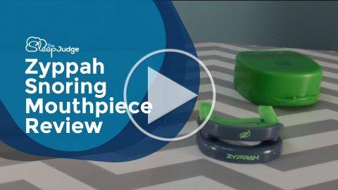 Zyppah Snoring Mouthpiece Video Review