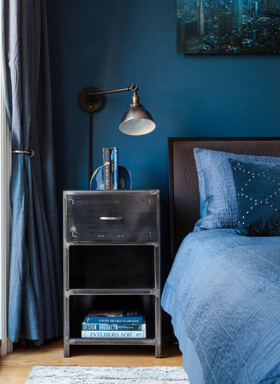 The Best Bedroom Colors For Men The Sleep Judge
