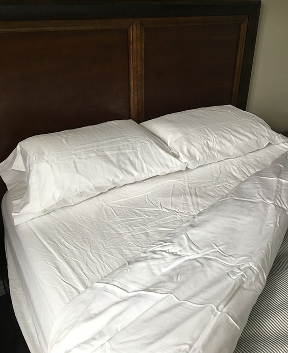 My Slumber Cloud Stratus Sheets Experience And Review The Sleep