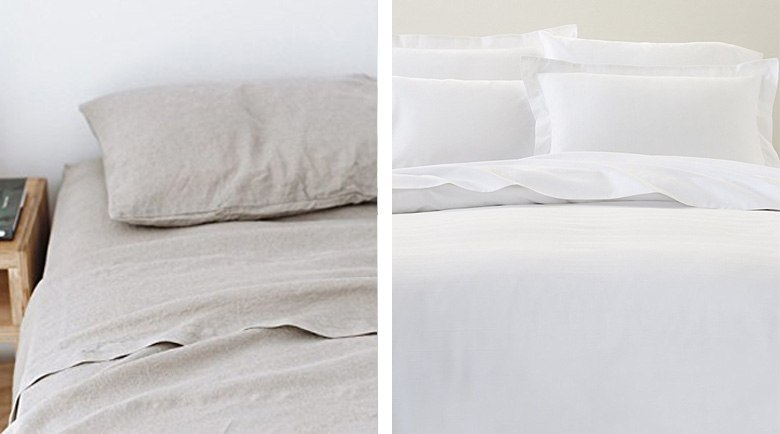 Linen Vs Cotton Sheets How Do You Choose