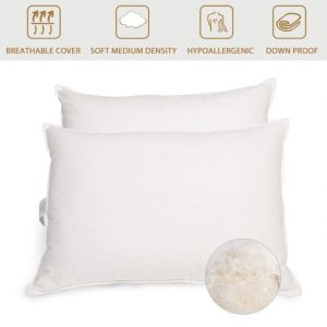 Best Feather Pillow Reviews 2019 The Sleep Judge