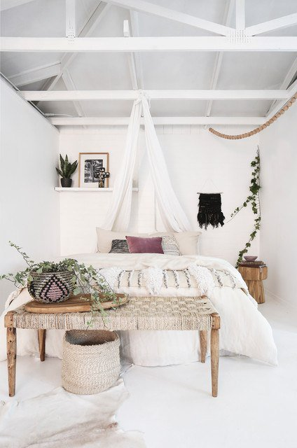 45 of The Best Bohemian Style Bedrooms: #27 is Amazing! | The Sleep ...