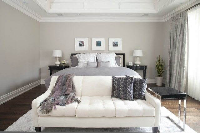 . 29 of the Best Grey Paint Colors for Bedrooms   17 is Gorgeous
