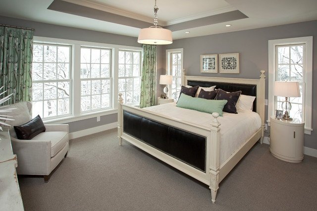 Grey Paint Colors For Bedrooms