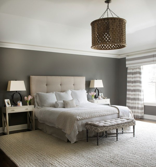 29 of the Best Grey Paint Colors for Bedrooms: #17 is Gorgeous!