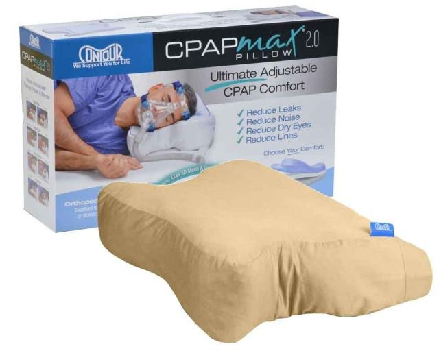 Best Pillows for Use With a CPAP Machine - The Sleep Judge