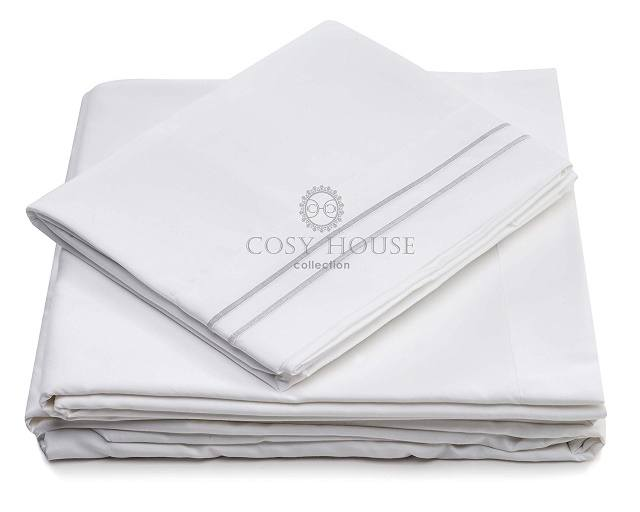 Cosy House Collection Luxury Bed Sheets