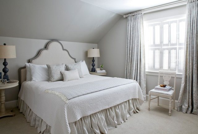 29 Of The Best Grey Paint Colors For Bedrooms 17 Is Gorgeous