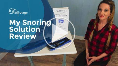 My Snoring Solution Review Video