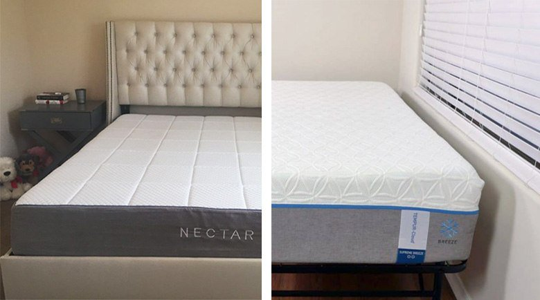 Nectar Vs Tempurpedic Find Out Which One Gives The Best Sleep The