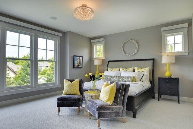 Gray Paint Colors For Bedrooms