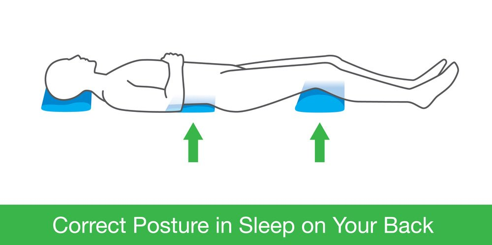 Best Pillows For Back Sleepers The Sleep Judge