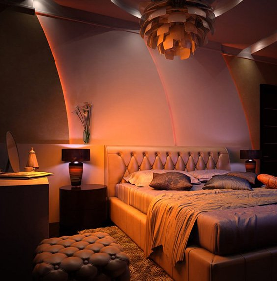 50 Of The Best Romantic Lighting Ideas For The Bedroom