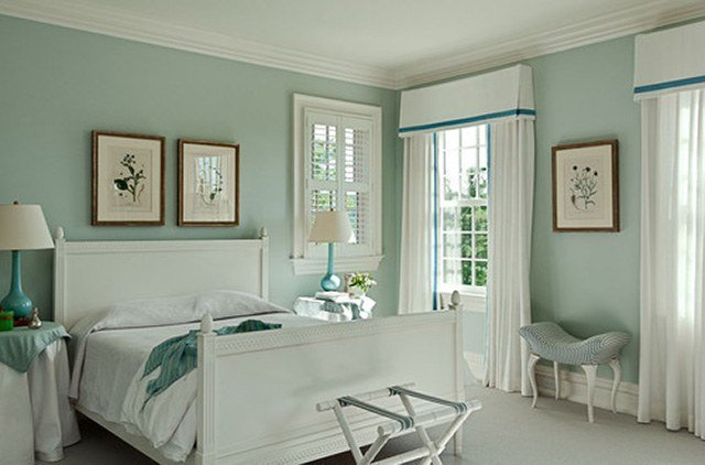 70 of The Best Modern Paint Colors for Bedrooms | The Sleep Judge