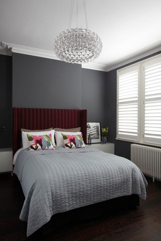 70 of the best modern paint colors for bedrooms the 18301 | modern bedroom best paint color
