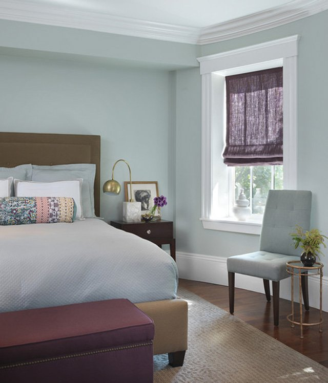 70 of The Best Modern Paint Colors for Bedrooms - The ...
