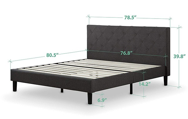 King Size Bed Dimension
