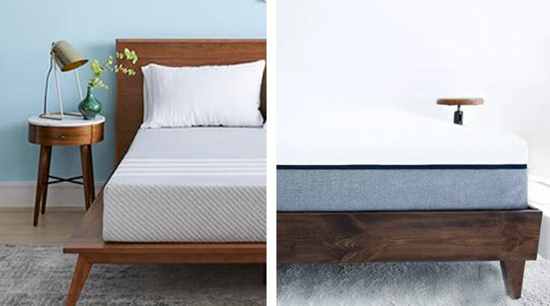 Leesa Vs Lull Mattress What You Need To Know The Sleep
