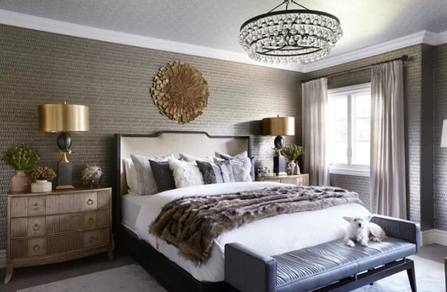 Purple And Grey Bedroom Ideas For Women