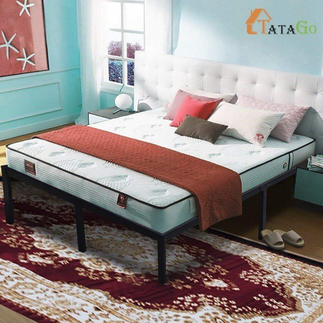 the best attitude f79c3 9eb46 What Is the Best Bed Frame for a Heavy Person? - The Sleep Judge