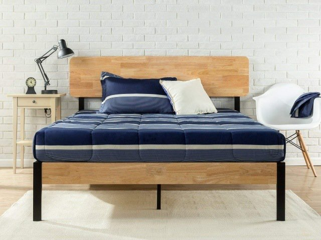 Best Bed Frame For A Memory Foam Mattress Keep Your