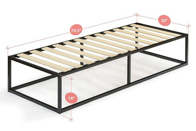 Best Bed Frame Reviews 2018 | The Sleep Judge