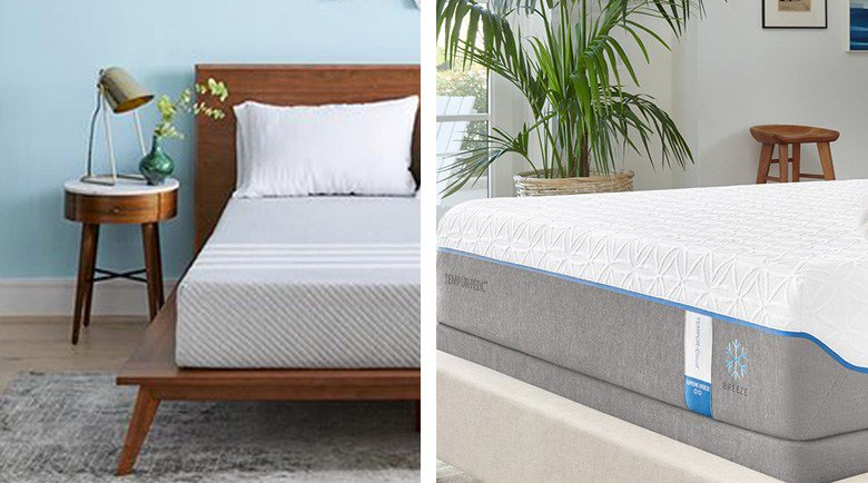 Leesa Vs Tempurpedic Which One Will Serve You The Best The
