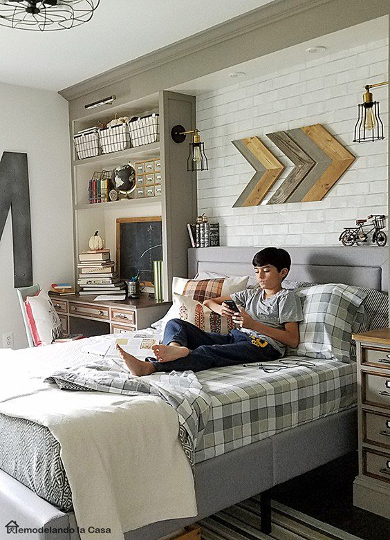 31 Of The Best Decor Ideas For A Boy S Small Bedroom The Sleep Judge