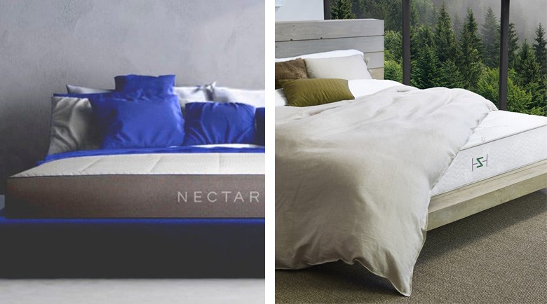 Nectar Mattress VS Zenhaven Mattress - The Sleep Judge